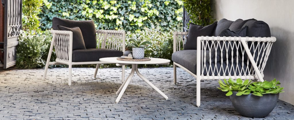 Oscar Outdoor Furniture collection by Brown Jordan